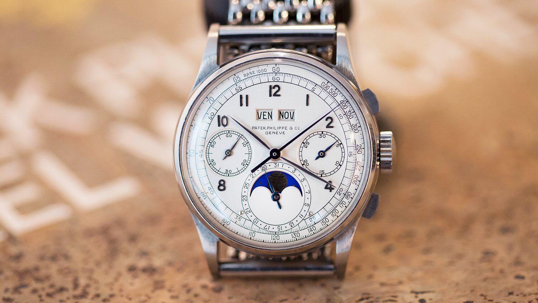 ... stane nejdražším chronometrem na světě. Na druhou stranu už tehdy si  uvědomovali d96ee21ca46